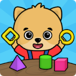 Toddler games for 2-5 year olds v 1.94 APK Unlocked