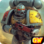 Warhammer 40,000 Space Wolf v 1.4.6 hack mod apk (God Mode)