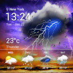 Accurate Weather Report Pro v 16.6.0.47610_47610 APK