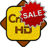 CRISPY HD ICON PACK v 8.0 APK Patched