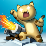 Cannon King Dave v 1.7.4 hack mod apk (very high leaf / gold / coin)