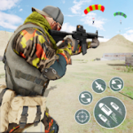 Counter Attack FPS Battle 2019 v 1.1 apk + hack mod (Unlimited gold coins / All weapons unlocked)