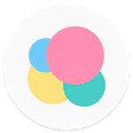 Flat Pie Icon Pack v 1.9 APK Patched