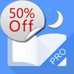Moon Reader Pro 50% OFF v 5.1.1 APK Final Patched Mod