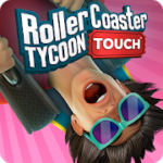 RollerCoaster Tycoon Touch – Build your Theme Park v 3.1.1 Hack MOD APK (Money)