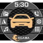 Car Launcher AGAMA Premium v 2.4.0 APK