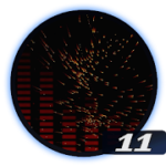FIRE POWERAMP VISUALIZATION v 2.1.5 APK Paid