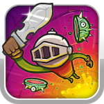 Knightmare Tower v 1.5.4 hack mod apk (gold coins)