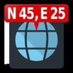 Map Coordinates Pro v 4.8.25 APK
