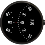 Roto Gears Watch Face for Android Wear v 3.1 APK