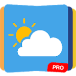 Weather Forecast Pro Timeline, Radar, MoonView v 2.9 APK Paid