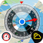 All GPS Tools Pro Compass, Weather, Map Location v 2.6.5 APK Unlocked