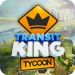 Transit King Tycoon  – Transport Empire Builder v 3.3 Hack MOD APK (Money)