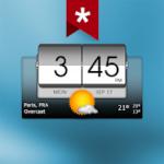 3D Flip Clock & Weather Ad-free v 5.40.2 APK Paid