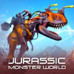 Jurassic Monster World Dinosaur War 3D FPS v 0.10.1 hack mod apk (Ammo)