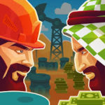 Oil Tycoon Gas Idle Factory, Life simulator miner v 3.2.16 hack mod apk (Money)
