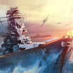 WARSHIP BATTLE 3D World War II v 2.9.9 Hack MOD APK (Free Shopping)