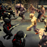 Battle Simulator Counter Zombie v 1.07 hack mod apk (Imposing currency use)