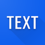 Simple text widget Text widget for android v 1.5 APK Paid