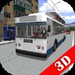 Trolleybus Simulator 2018 v 4.1.4 hack mod apk (money / Disabled ads)