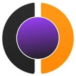 DARK Elegant TS7E UI for Klwp 1.0 APK