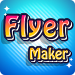 Flyer Maker Design Flyers, Posters & Graphics 25.0 PRO APK by photo studio