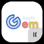 GeM Kwgt 11.0 APK Paid