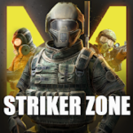 Striker Zone Mobile Online Shooting Games v 3.22.8.0 hack mod apk (weapon / camouflage / vip)