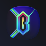 SuperBlack Icon Pack 1.4 APK Patched
