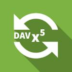 DAVx⁵ CalDAV CardDAV Client 2.6.4-gplay APK Final Paid