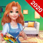 Home Paint Color by Number & My Dream Home Design v 1.0.6 hack mod apk (money)