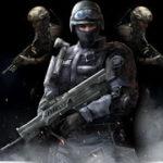 Infinity FPS shooter Modern commando ops strike v 1.0 hack mod apk (God Mode)