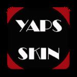 Poweramp V3 skin Yaps Alternative 60.0 APK Paid