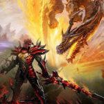 Dragons War Legends Raid shadow dungeons v 6.9 Hack mod apk (God Mode / Enemies Low Attack)