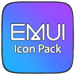 Emui Carbon  Icon Pack 4.0 APK Patched