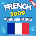French 5000 Words with Pictures 20.01 PRO APK
