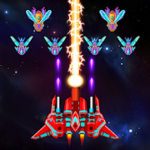 Galaxy Attack Alien Shooter v 23.2 Hack mod apk (Free Shopping)
