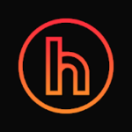 Horux Black  Round Icon Pack 2.2 APK Patched