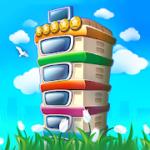 Pocket Tower Building Game & Megapolis Kings v 3.10.5 Hack mod apk (Unlimited Money)