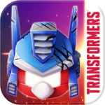 Angry Birds Transformers v 2.0.9 Hack mod apk (Unlimited Money)