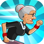 Angry Gran Run Running Game v 2.7.0 Hack mod apk (Unlimited Money)