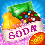 Candy Crush Soda Saga v 1.163.6 Hack mod apk (Unlimited Money)