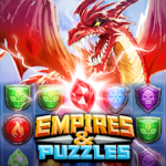 Empires & Puzzles Epic Match 3 v 28.0.0 Hack mod apk (GOD MOD)