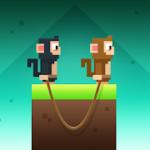 Monkey Ropes v  2.4  Hack mod apk (Free Purchases)