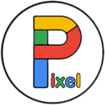 Pixel Carbon  Icon Pack 1.04 APK Patched