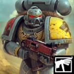 Warhammer 40,000 Space Wolf v 1.4.8 Hack mod apk (God Mode)